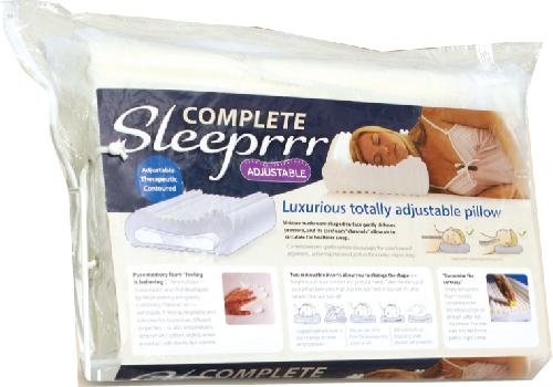 Complete Sleeprrr pillow at The Aark Clinic
